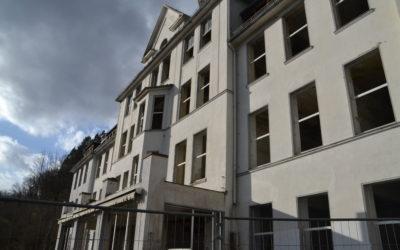 Krankenhaus wieder verkauft – Elsper Bauruine geht an einen Münsterländer Investor
